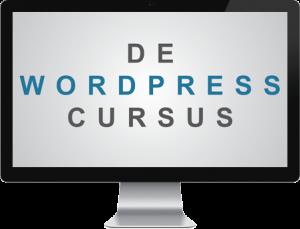 DeWordpressCursus